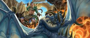 Dragon Slayer by JulianDeLio