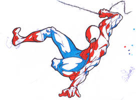 Spiderman by JulianDeLio