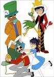 Alice in Wonderland for WDN