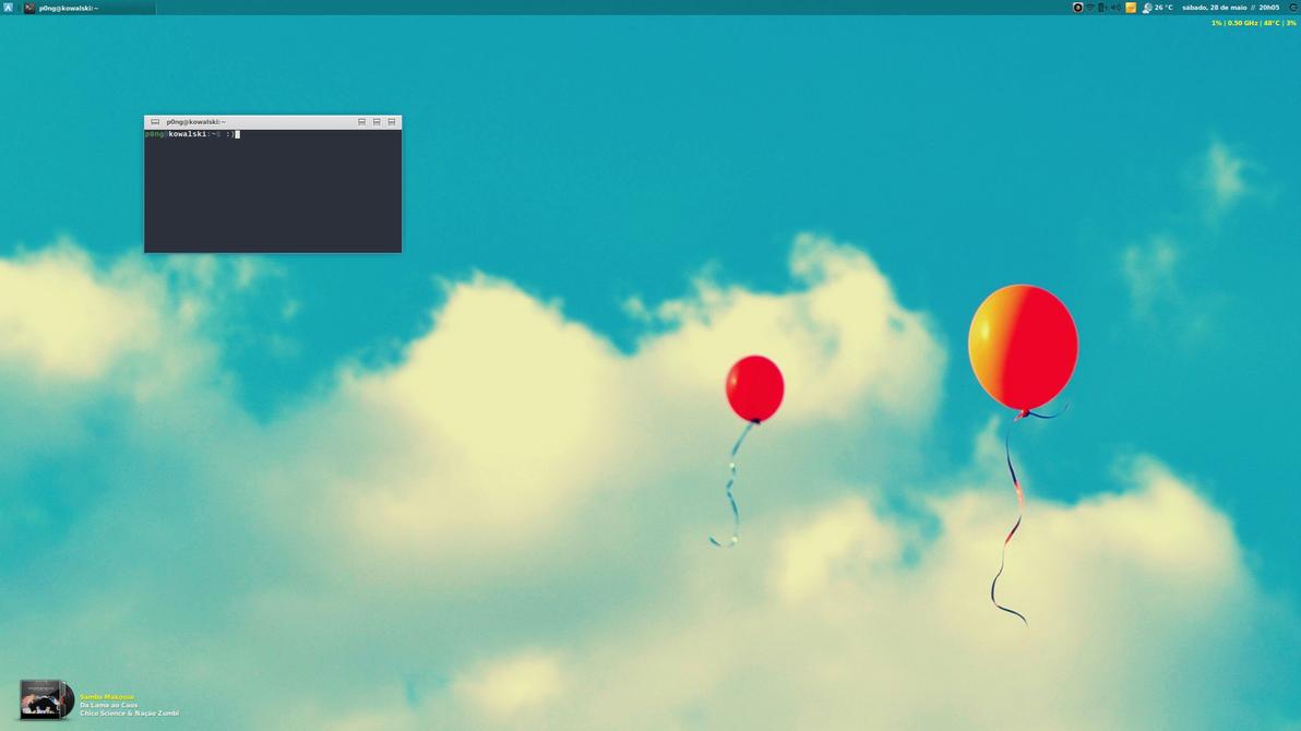 Maio Screenshot by p0ngbr