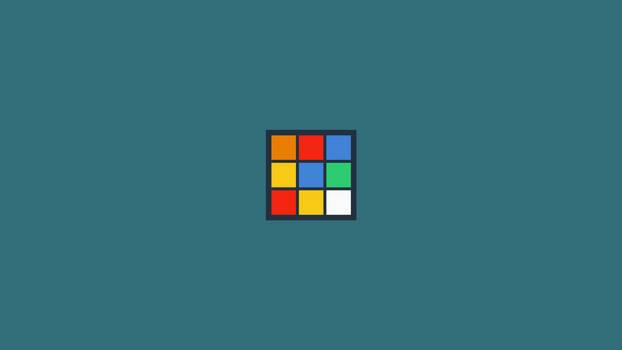 Minimalistic Rubik Cube