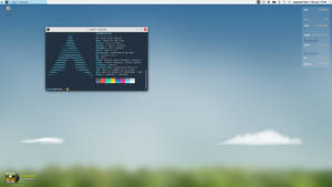 KDE Plasma @ Arch Linux
