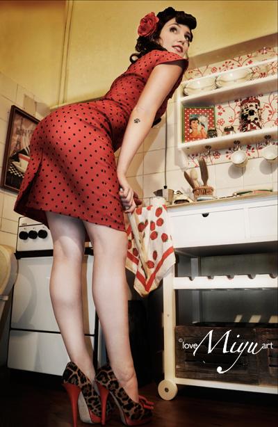 miyuart: pin up girl by niamiyu