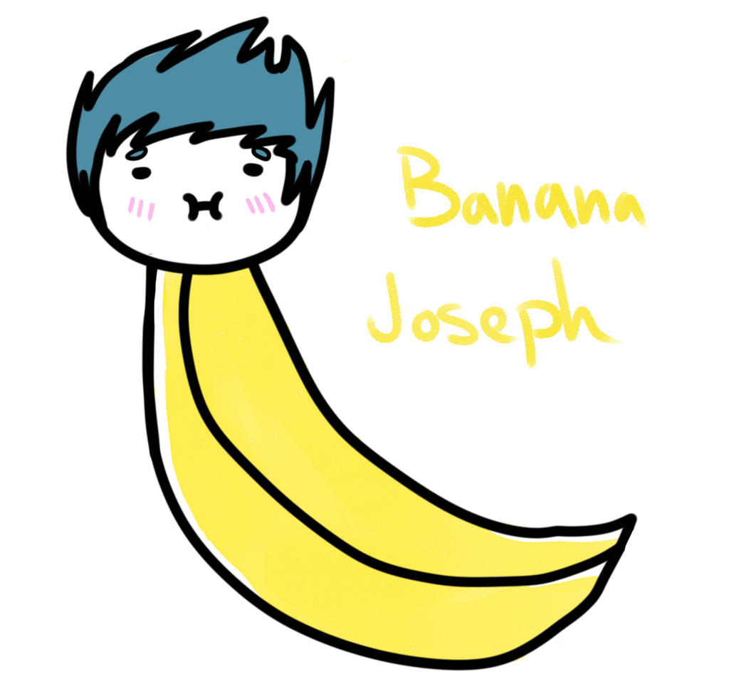 Me as a Banana by AznFlesh