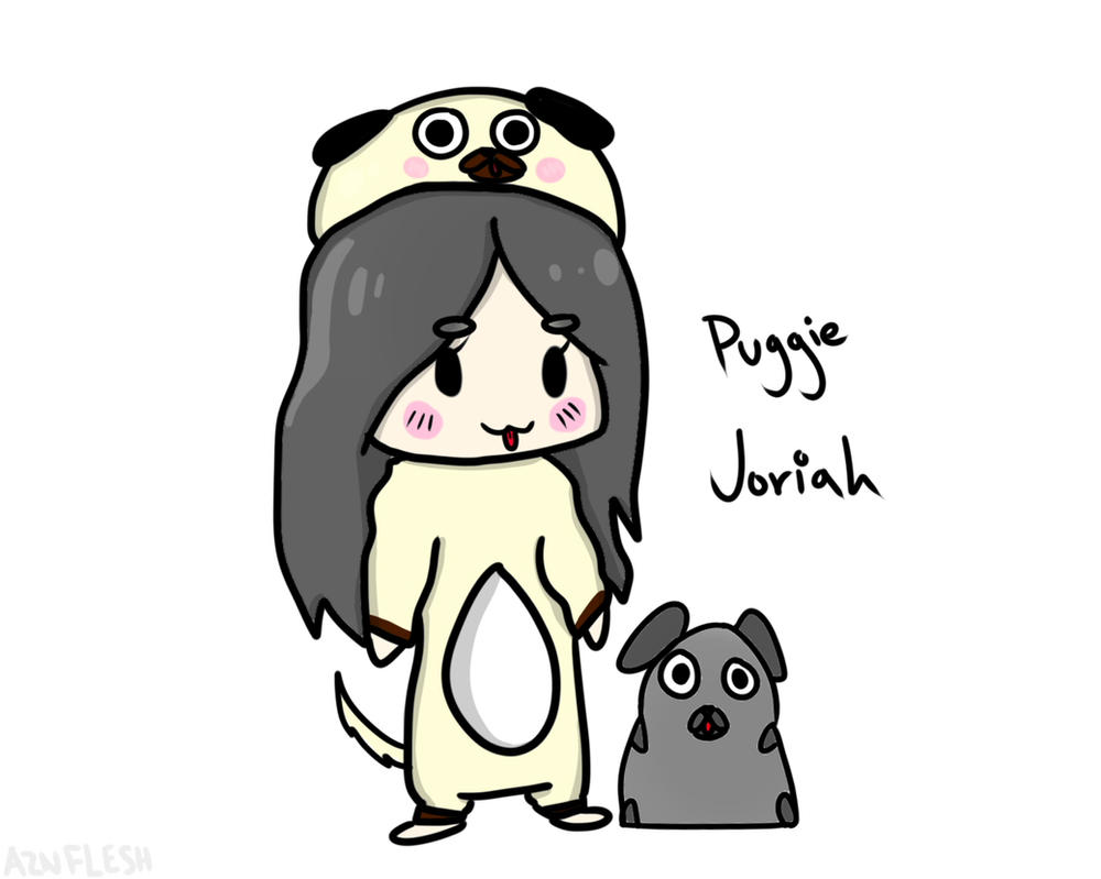 Puggie Joriah by AznFlesh