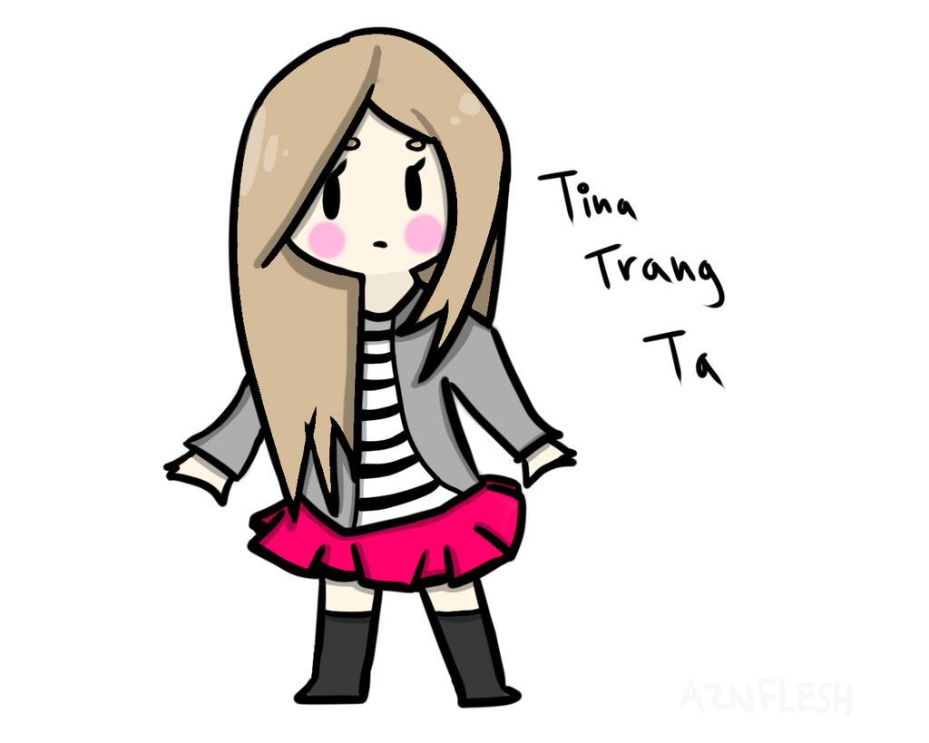 Tina by AznFlesh