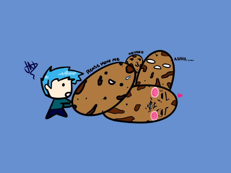 Potatoes by AznFlesh