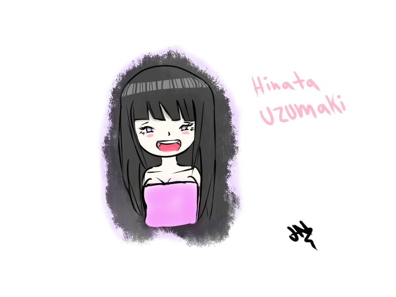 Hinata Uzumaki by AznFlesh