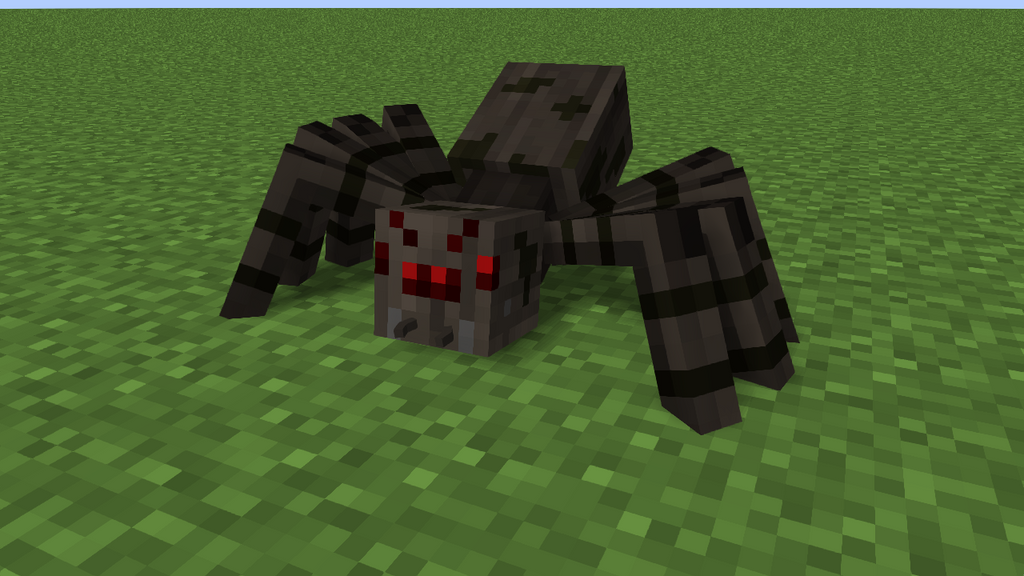 Realistic Spider Rig Rigs Mine Imator Forums