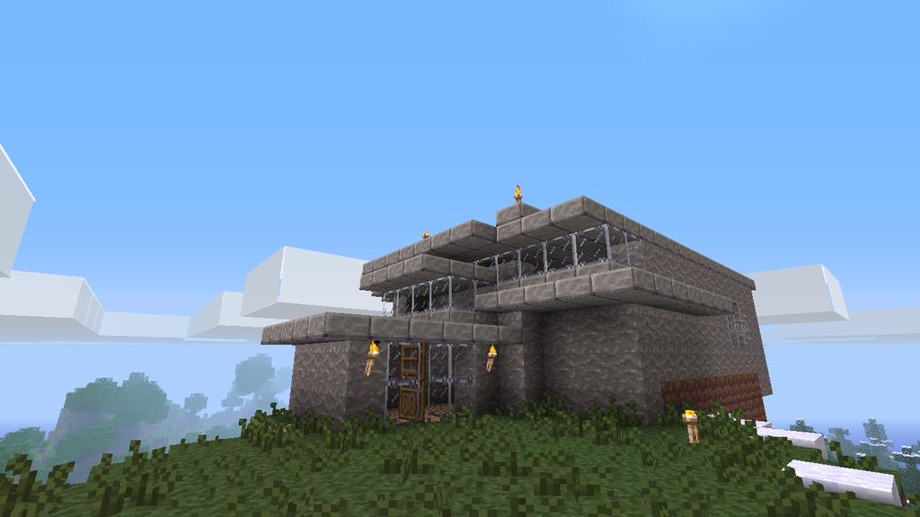 Epic Minecraft House