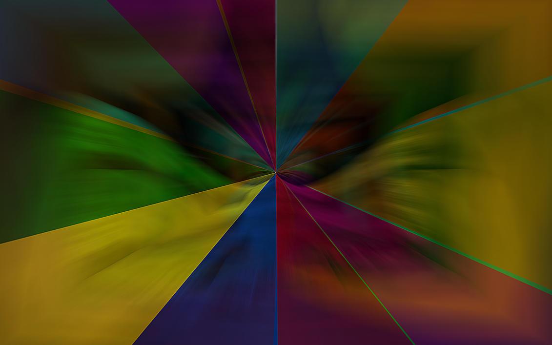Rainbow Vomit by chris...