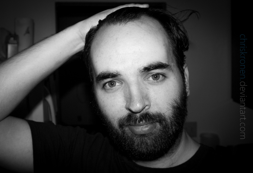 Winter beard by chriskronen