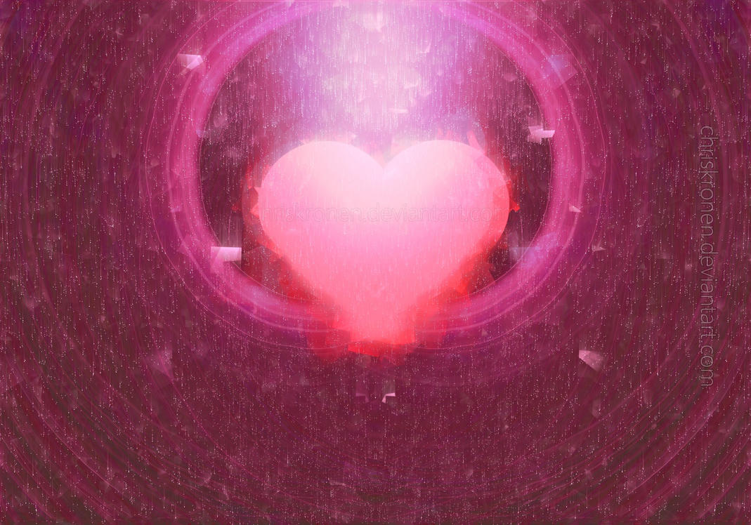 My heart is yours by chriskronen