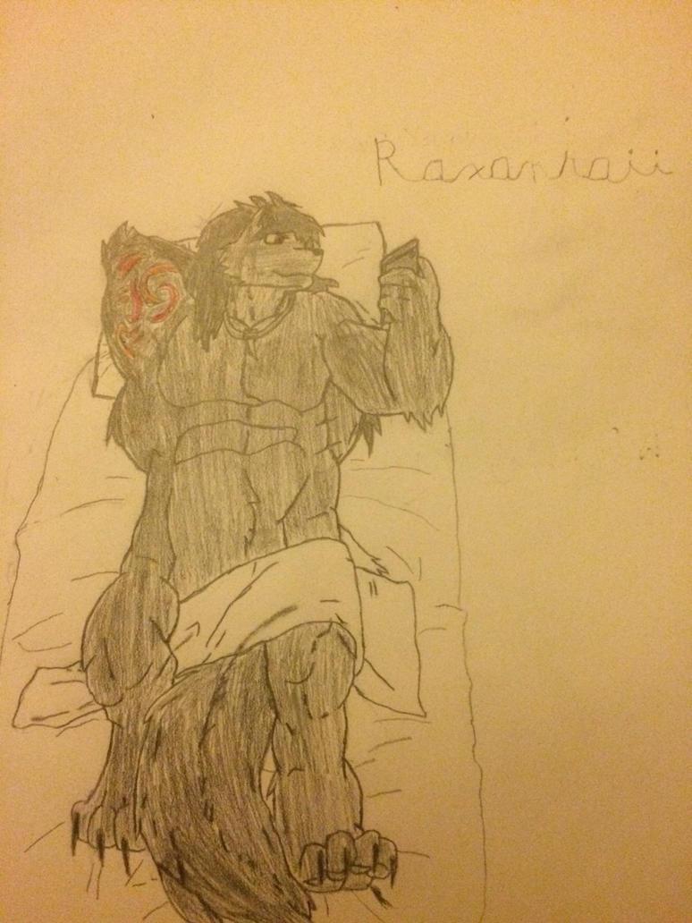 Raxanraii  by Noxyhellish