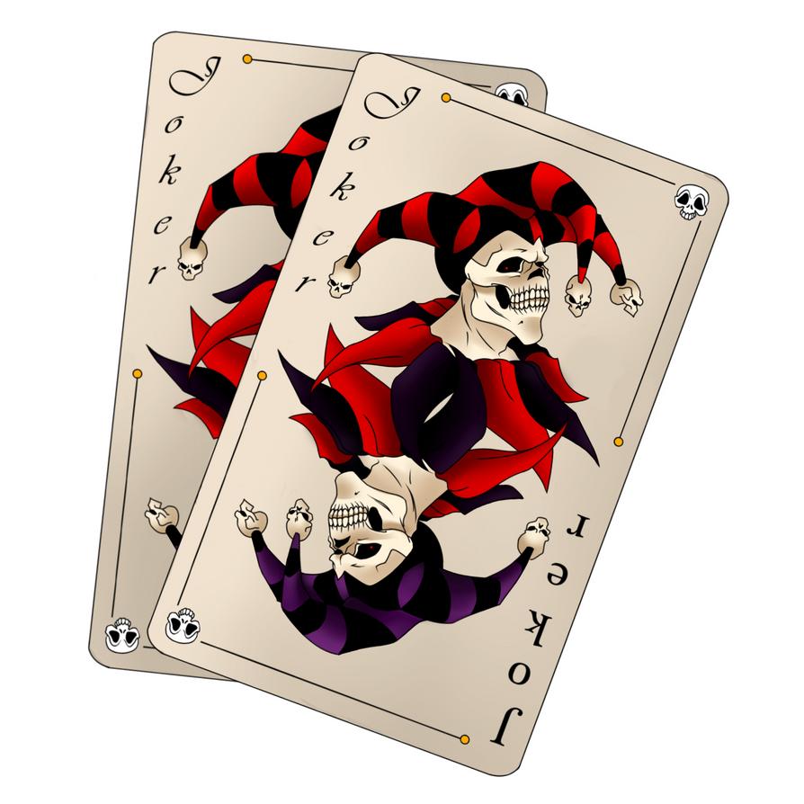 joker card art - photo #9