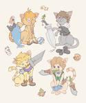 Final Fantasy Cat's