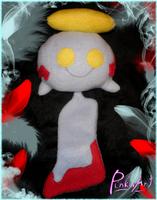 Chimecho plush by PinkuArt