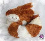 Sleeping Furret