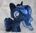 Filly Princess Luna plush