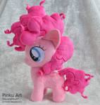 Pinkie pie filly plush