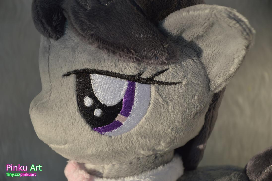 Filly Octavia plushie by PinkuArt