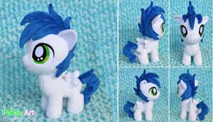 Filly Pony OC plush - Nife