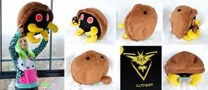 Lifesize Kabuto plush - Pokemon