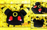 Chibi Umbreon pillow