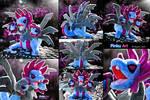 Hydreigon plush I Pokemon