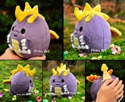 Spyro Orb plush by PinkuArt