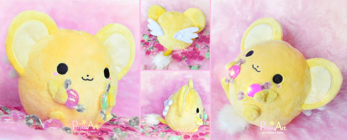Kero Blob Plush I Card Captor Sakura