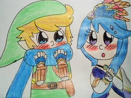 Link And Lana Body Swap