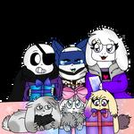 Happy B-day ThiefSwap!!! by BubbleIce720