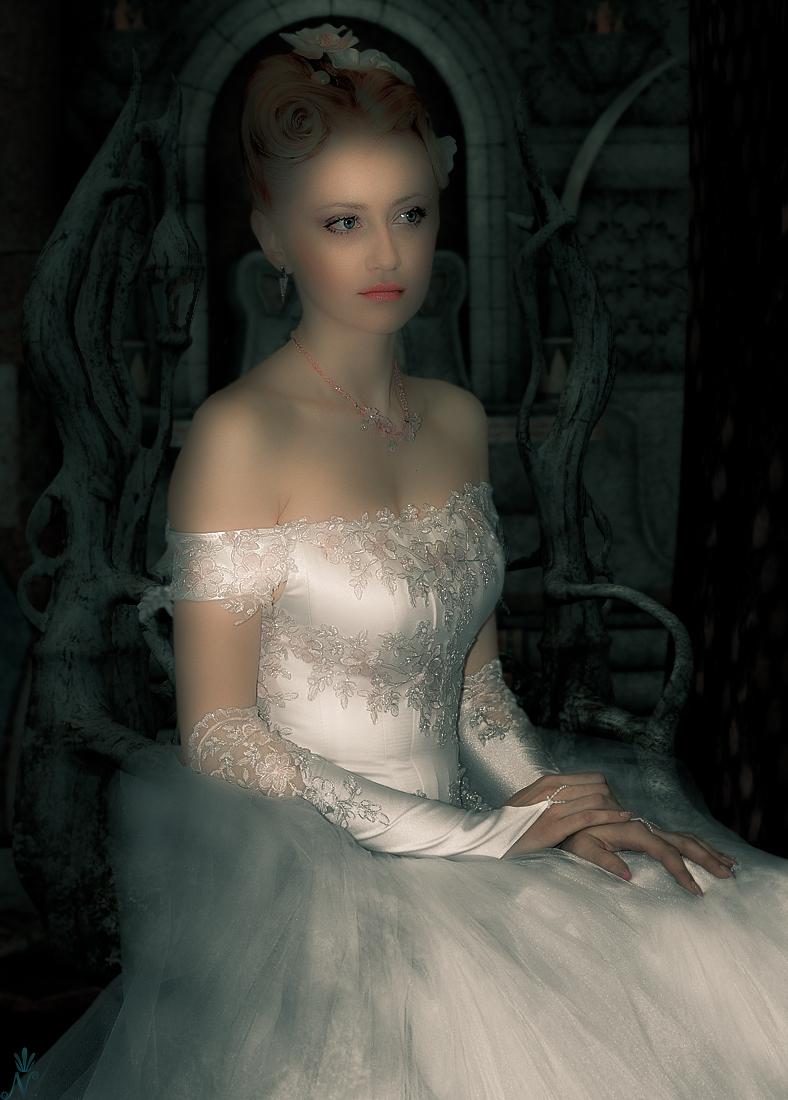 The queen of the planet Nau-Tau V2 by NikNikonov