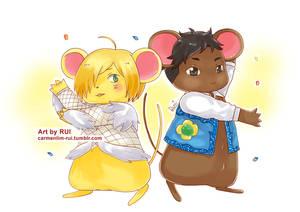 Otayuri mouse~