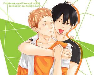 He Tian and Guan Shan