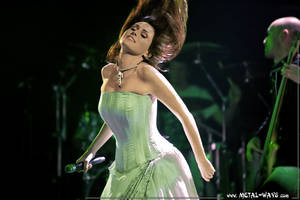 Within Temptation Enschede 06 by Metal-ways