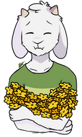 A is for Asriel