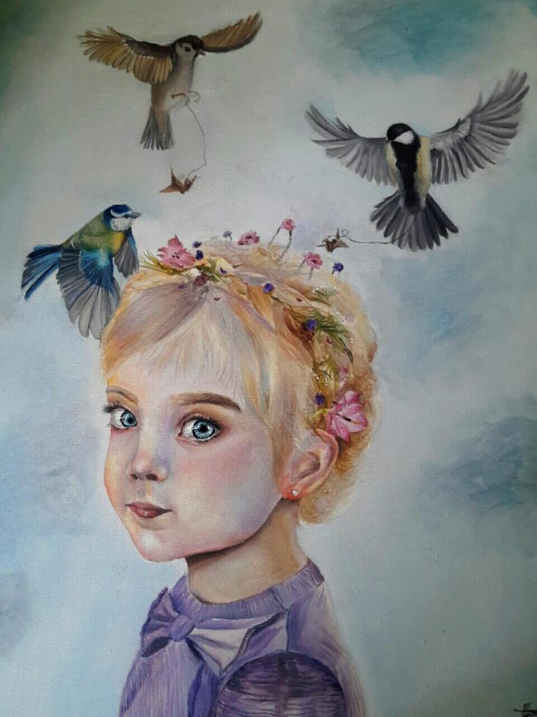 Spring Dream by PolinaStoycheva
