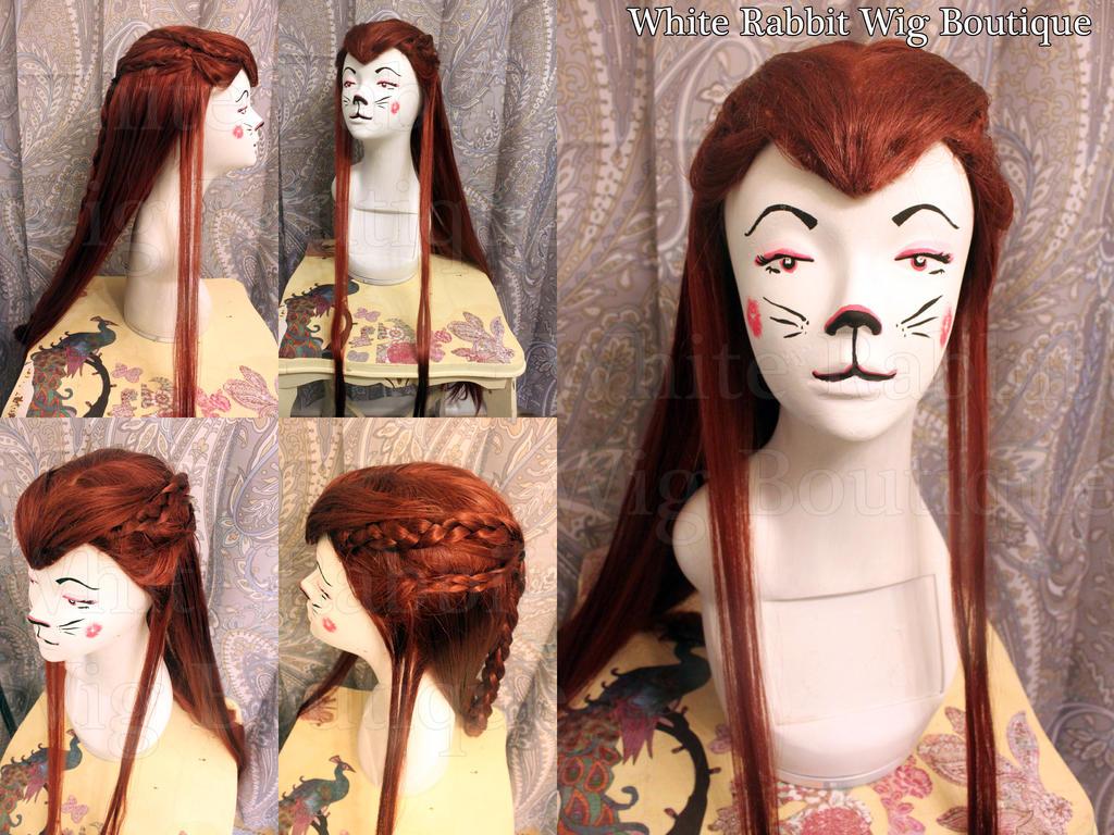 Tauriel wig