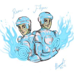 Ram and Flynn