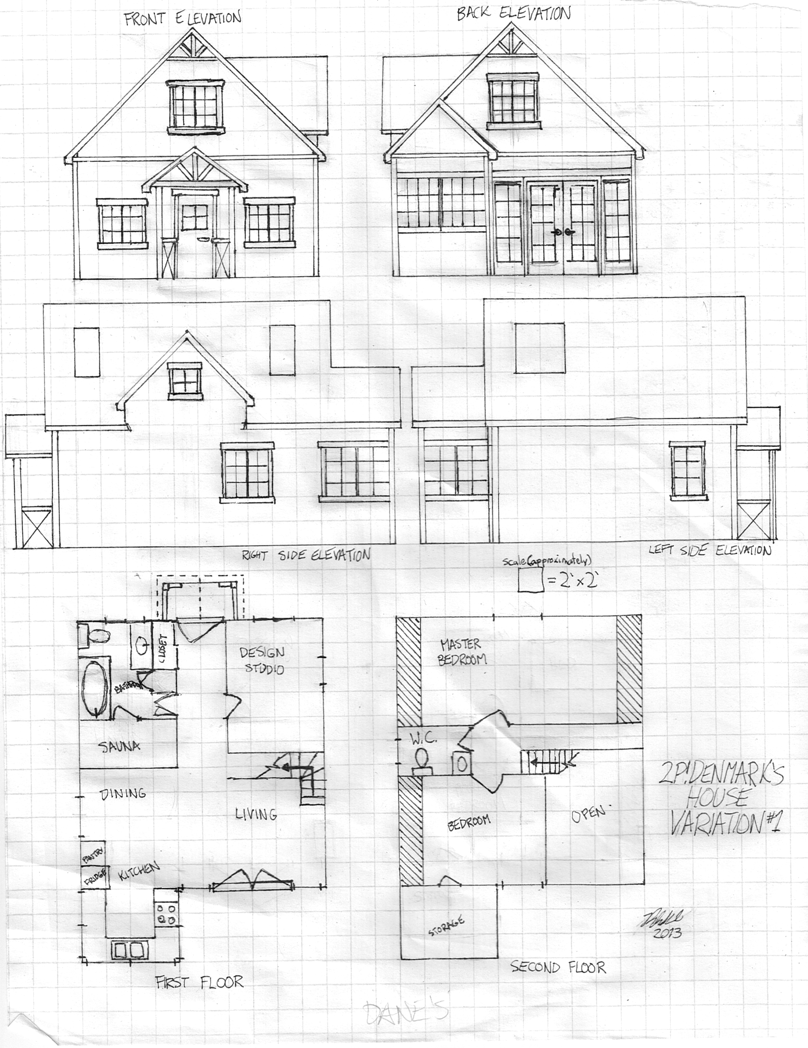 Danish home plans - Home design and style