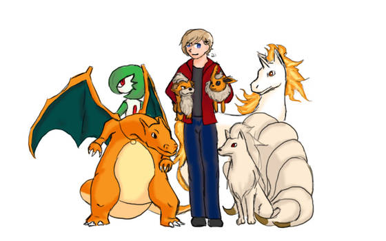 2p!Nor's Pokemon Team