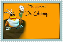 Dr. Shemp Supporter Stamp