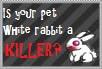 Killer Rabbit? Stamp by LadyALT69
