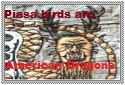 Piasa Bird Stamp by LadyALT69
