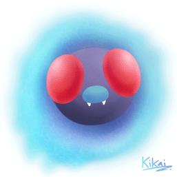 Pokemon Fusion by KikaiArt