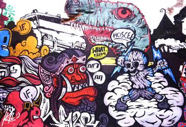 400 Wallpaper Coretan Abstrak  Paling Baru
