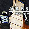 Vans are love by dawndella