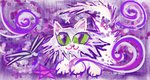 Purplr Faery Friends Stamp by hawthorne-cat